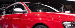 Audi представила RS 4 Avant третьего поколения
