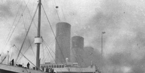 «Титаник» затонул из-за сближения Земли с Луной