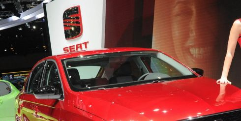 Почти серийный Seat Toledo Concept
