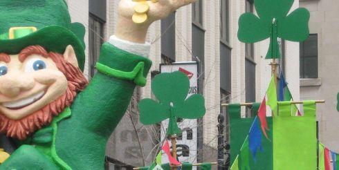 Ирландия красиво и весело отмечает День Святого Патрика