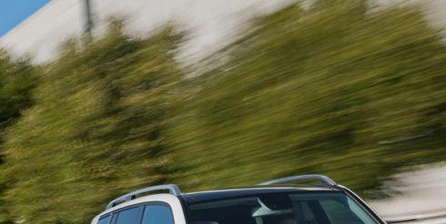 Mercedes-Benz представил обновленный кроссовер GLK