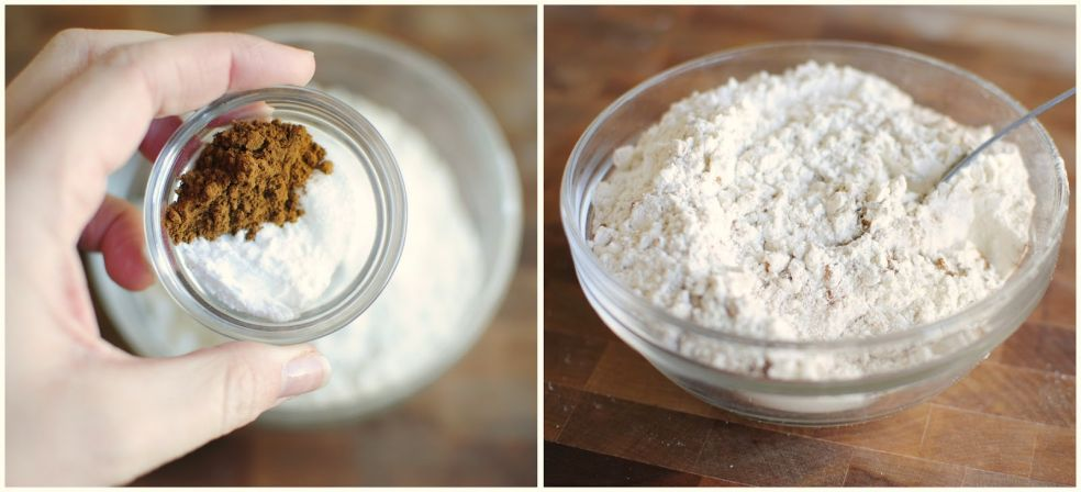 Овсяное печенье с изюмом и жареным пеканом фото-рецепт