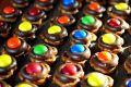 Радужные печеньки