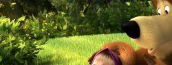 Наши новые мультфильмы — «Маша и Медведь»