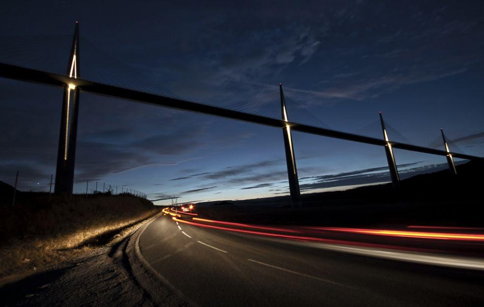 Виадук Мийо - самый высокий транспортный мост в мире
