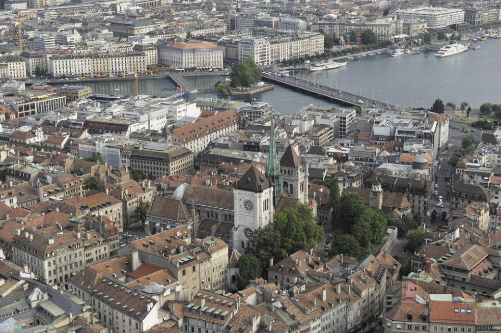 Женева: все краски мира