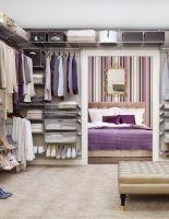 В поисках свободного места в гардеробной