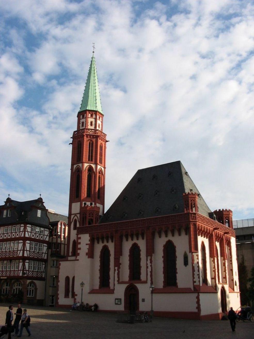 Франкфурт - чем он так знаменит?