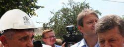 Строительная компания «Родина» направила 300 рабочих в Крымск