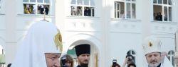 Патриарх Московский и всея Руси Кирилл открыл новый комплекс зданий Коломенской православной духовной семинарии