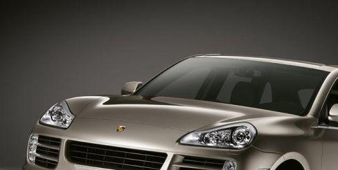 Porsche Cayenne поразит своей мощностью