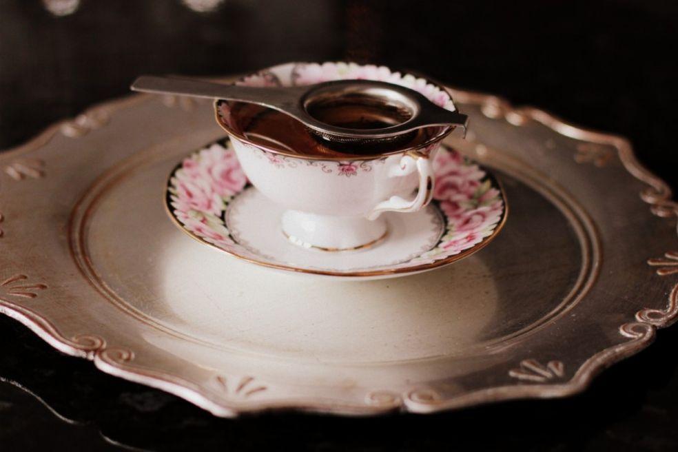 Пятичасовой чай