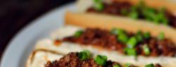 Сытный ланч с хот-догами без сосисок