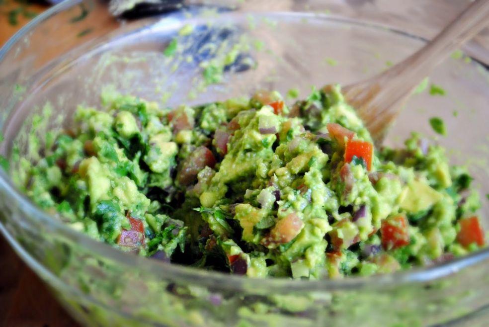 Гуакамоле фото-рецепт
