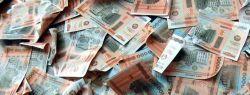 Власть напечатает 2,43 трлн. рублей для закупок урожая-2009