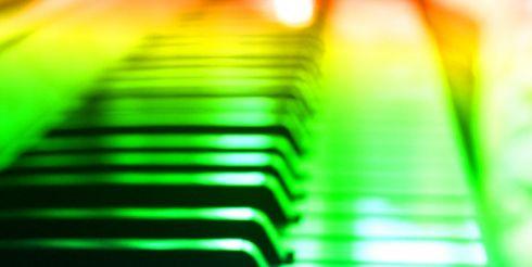 Система тональности Скрябина, основанная на цветах