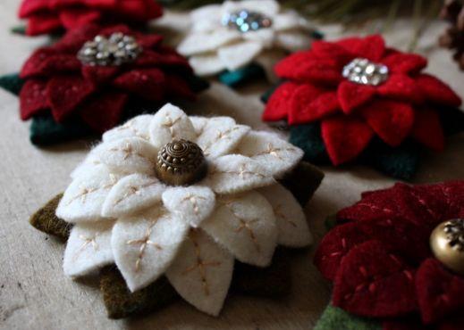 Зима — время для рукоделия