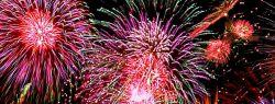 Фейерверки в новогоднюю ночь: будьте осторожны