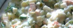 В глубь салата «Оливье»