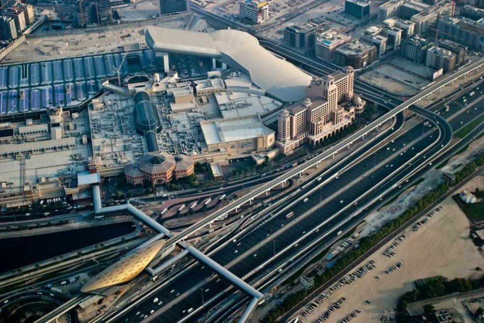 Торговые центры Дубаи