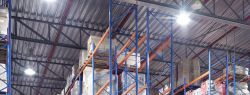 Оборудование для склада — высоконадежные стеллажи мезонины