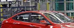 Hyundai Solaris – в очередной раз самая популярная иномарка в России
