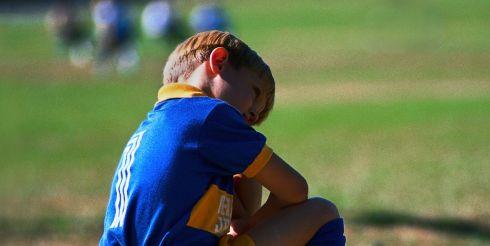 Восемь правил детского футбола