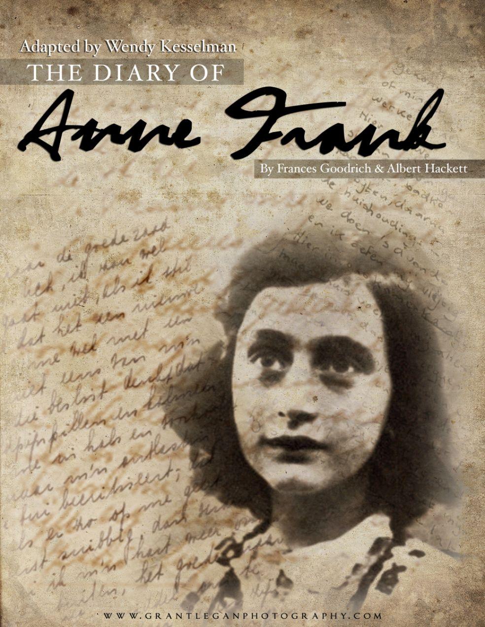 «Дневник Анны Франк» или «Убежище» Анна Франк